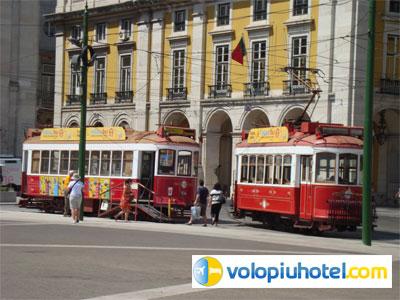 Tram di Lisbona