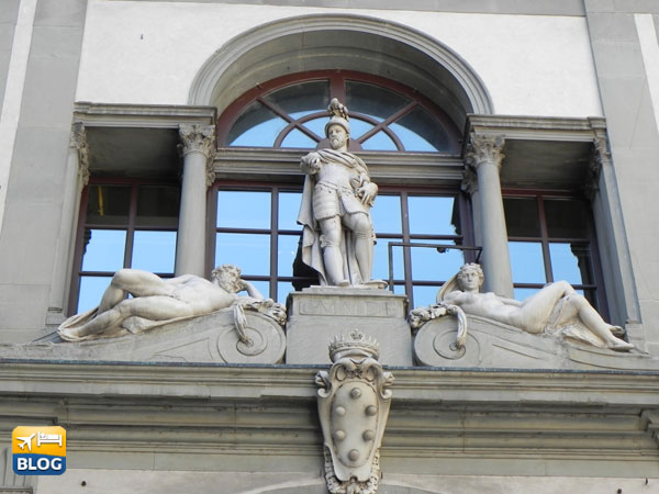 Uffizi esterno