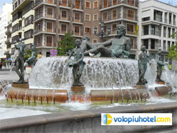 Piazza de la Virgen