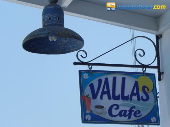 Vallas Cafè di Santorini