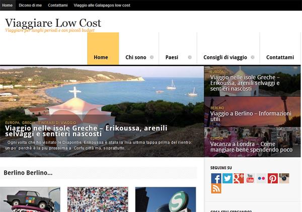 Il blog di Giulia Raciti Viaggiare Low Cost