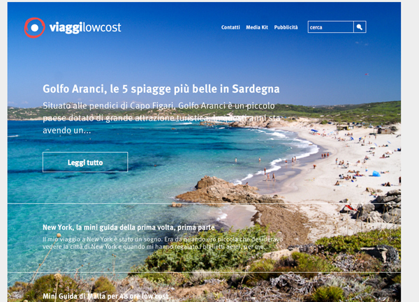 Viaggi low cost il blog di Federica Piersimoni
