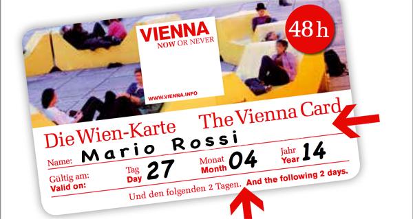 Compilare la Vienna Card
