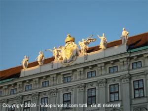 Facciata dello Schönbrunn