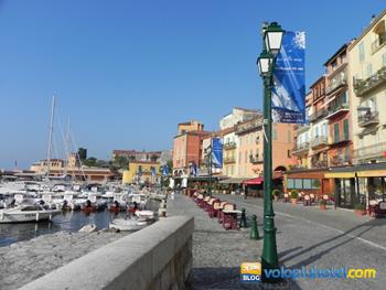 Promenade a Villefranche sur mer