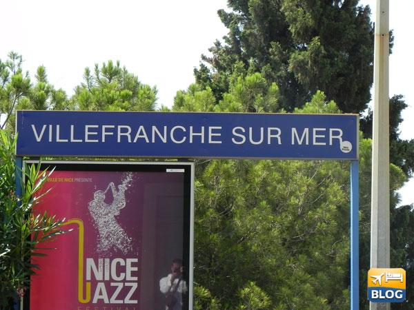 Gare de Villefranche Sur Mer