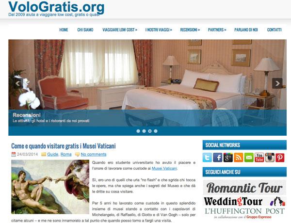 il Blog di Vologratis