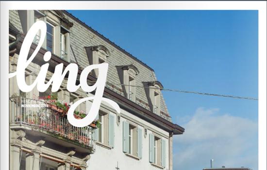 Ling la rivista di Vueling