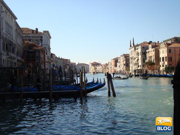 Il canale di Venezia