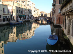 Particolare del Ghetto di Venezia