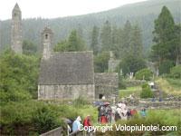 Sito monastico di San Kevin (Fig.2)