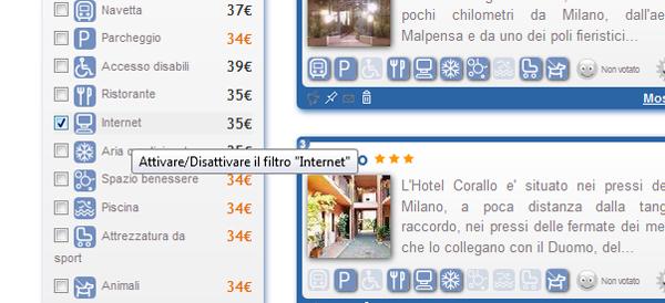filtro wi-fi hotel