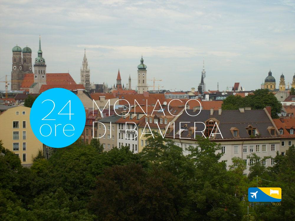 Un giorno a Monaco di Baviera itinerario e info utili