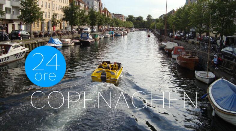 Un giorno a Copenaghen: Itinerario a piedi