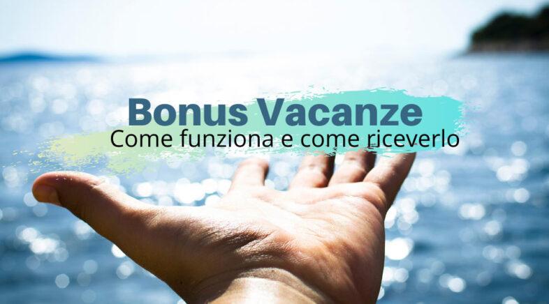Bonus Vacanze come funziona e come richiederlo
