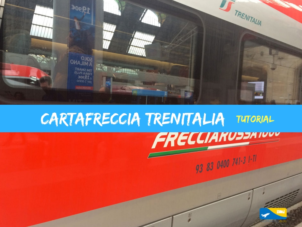 CartaFreccia Trenitalia: come funziona e a cosa serve