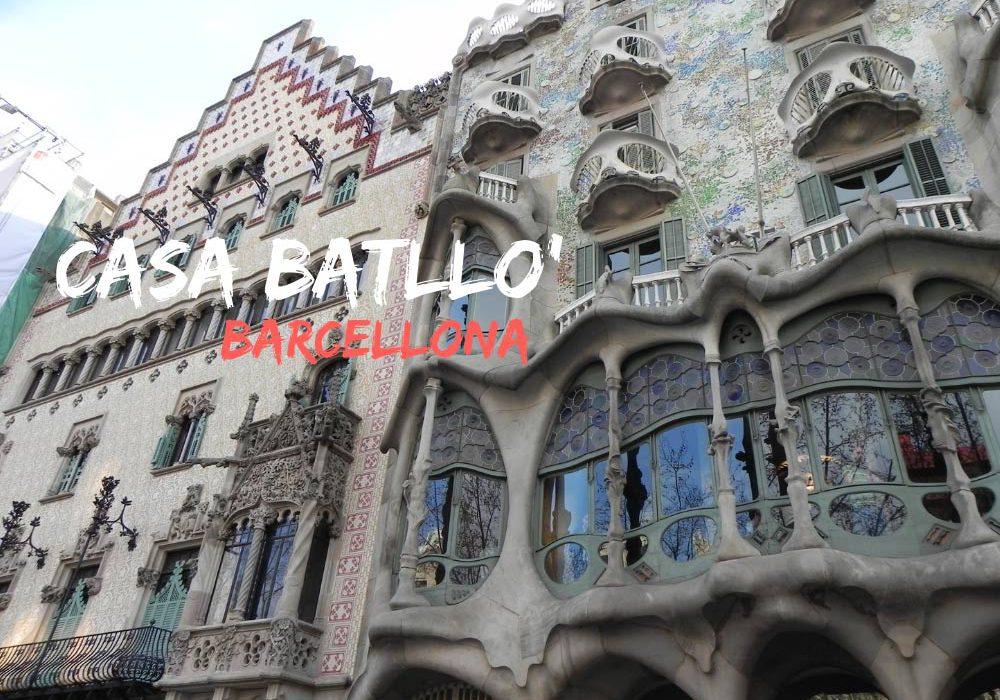 Casa Batllò a Barcellona orari prezzi e come arrivare