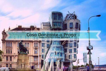 Casa Danzante a Praga