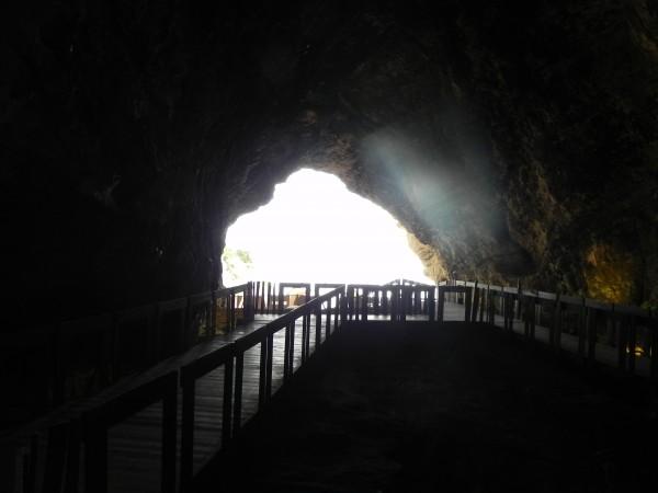 Grotta degli Dei a Peschici come arrivare