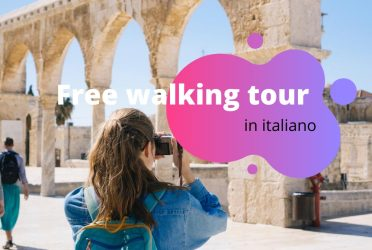 Free Walking tour in italiano