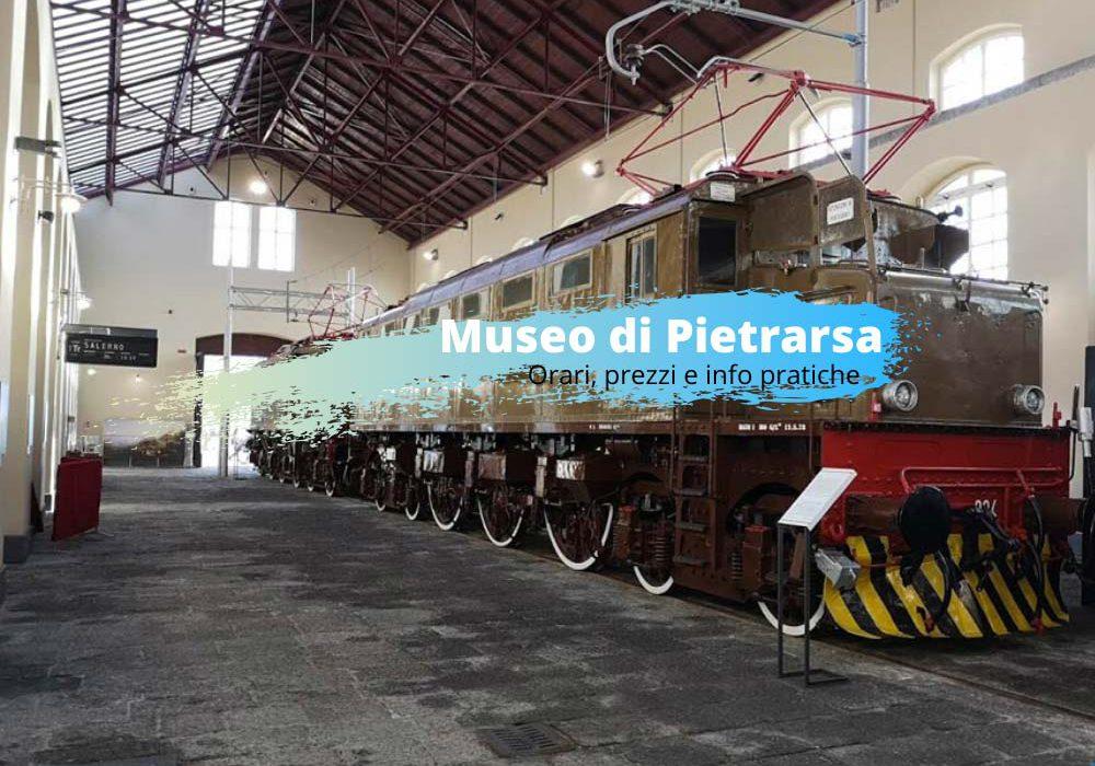 Museo di Pietrarsa orari prezzi e informazioni utili