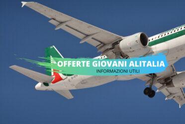 OFFERTE ALITALIA GIOVANI