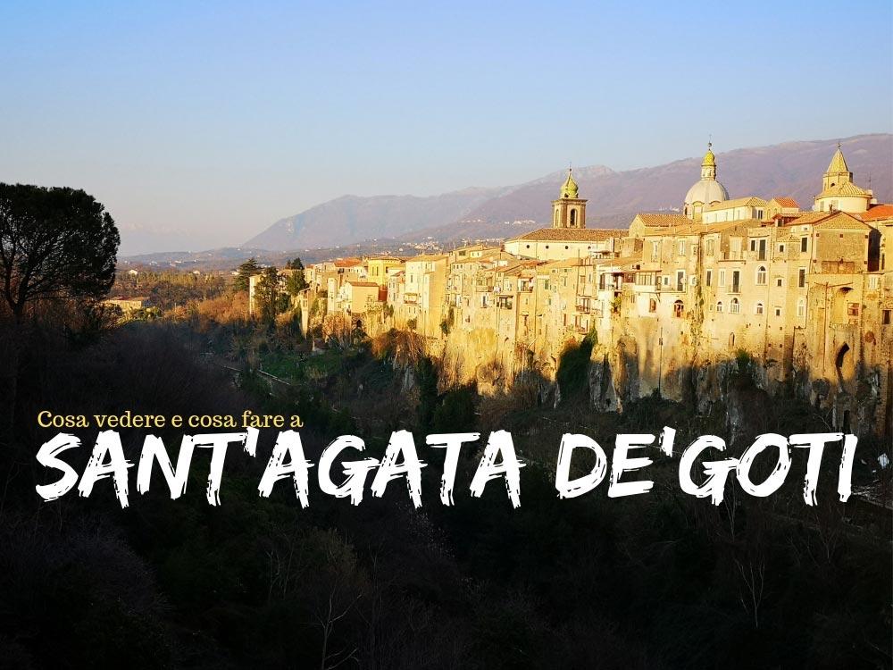 Sant'Agata de' Goti cosa vedere e info utili per visitarla