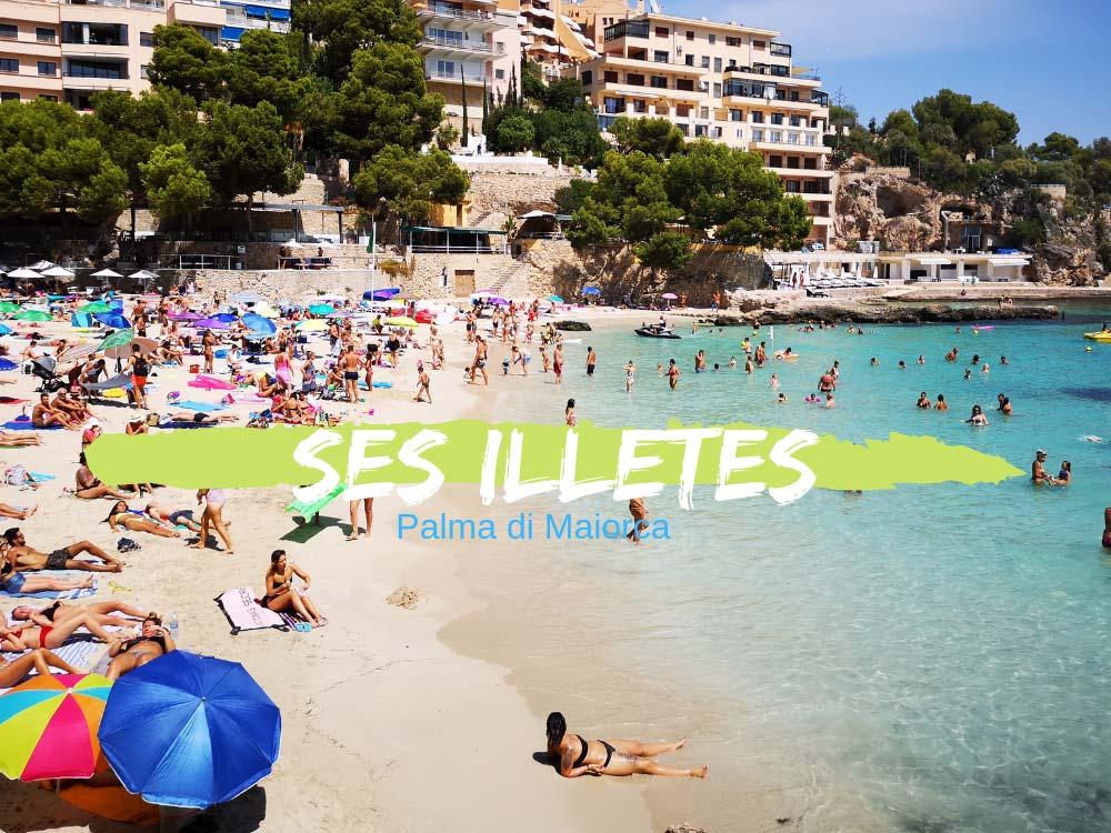 Ses Illetes a Palma di Maiorca come arrivare e info utili