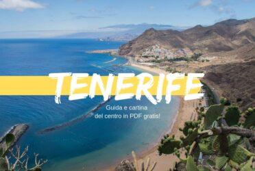 Guida e carina di Tenerife