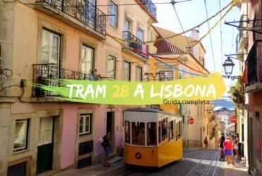 Tram 28 a Lisbona