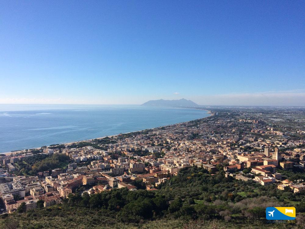 Un giorno a Terracina