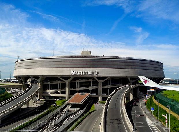 aeroporto di Parigi CDG