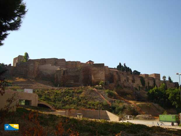 Alcazaba di Malaga e Teatro Romano orari e prezzi