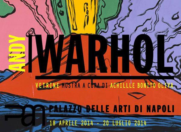 Al Pan di Napoli la mostra di Andy Warhol