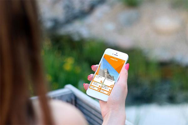 Come prenotare un volo con l'app di Easyjet