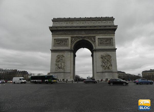 Arco di Trionfo a Parigi orari prezzi e come arrivare
