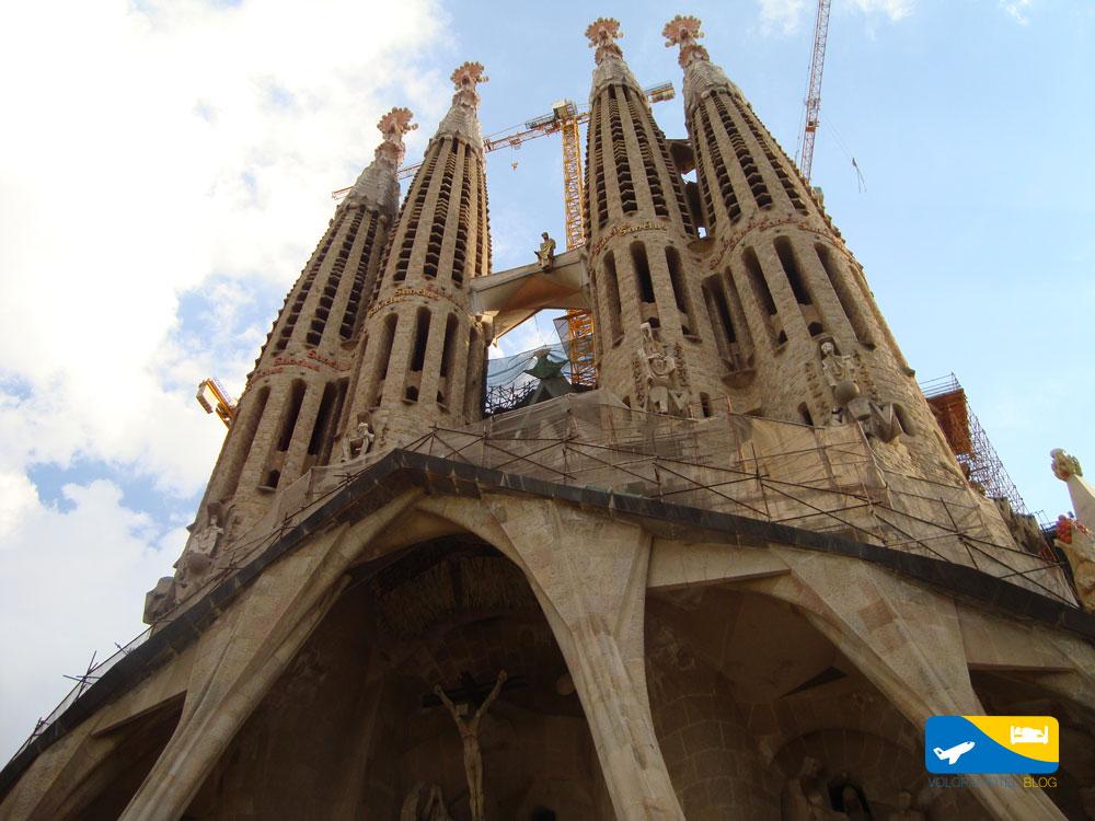 Cosa fare gratis a Barcellona la città di Gaudì