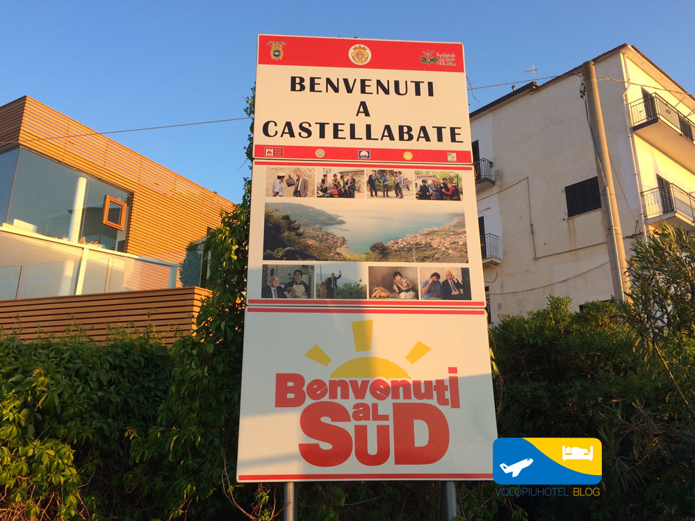 Castellabate: le location di Benvenuti al Sud