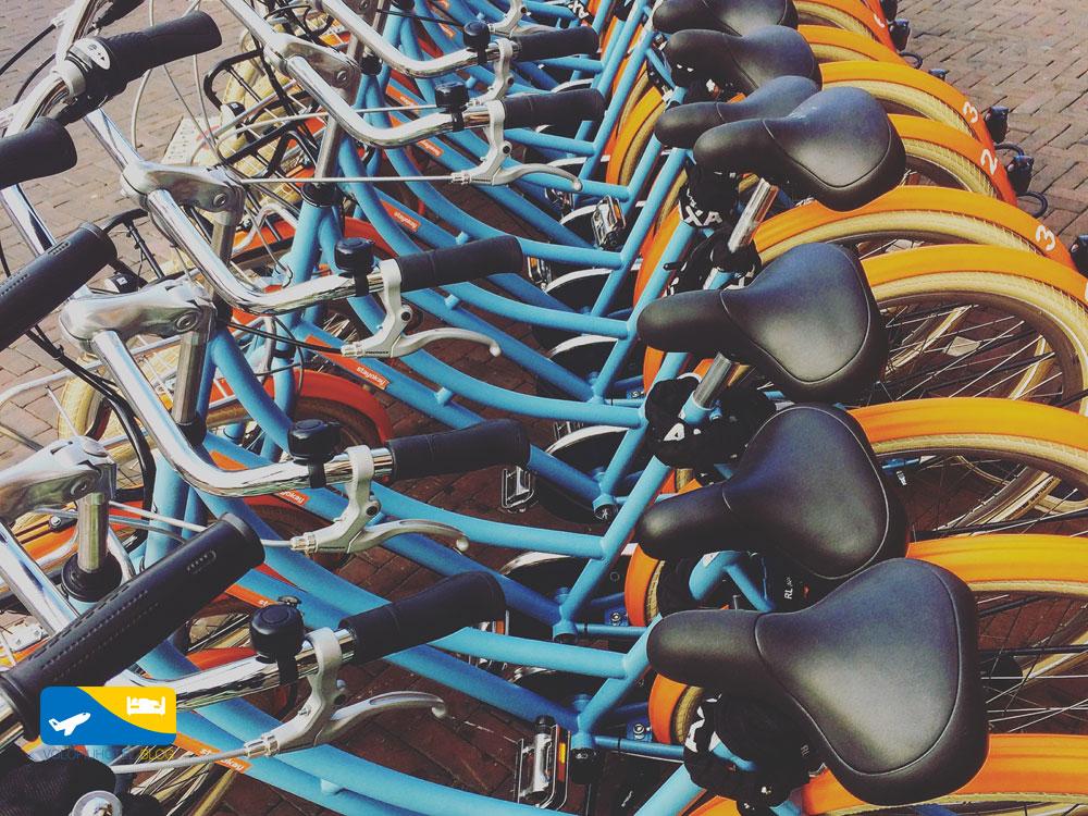 Bici ad Utrecht