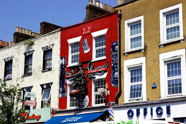 Camden Town a Londra orari e come arrivare