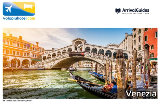 Cartina del centro di Venezia da stampare