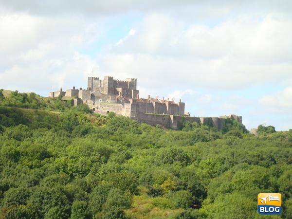 Castello di Dover orari prezzi e come arrivare