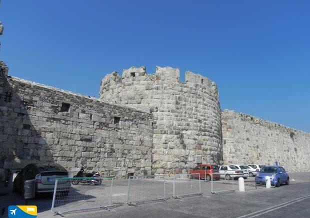 Castello di Neratzia a Kos orari e prezzi