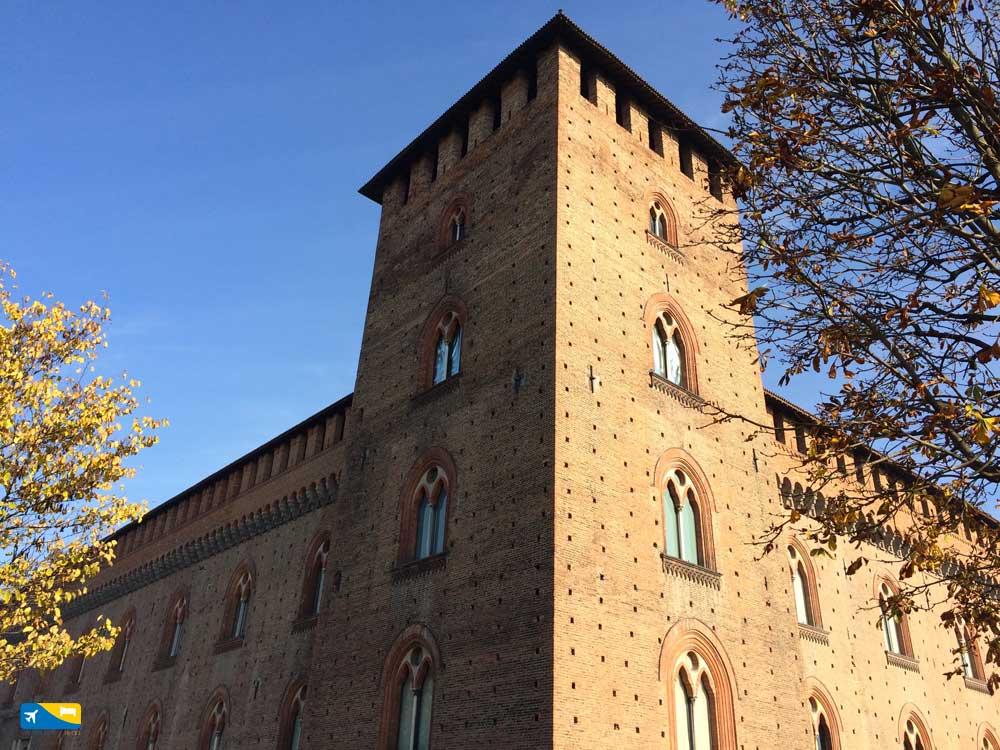 Castello Visconteo e Musei civici a Pavia orari e prezzi