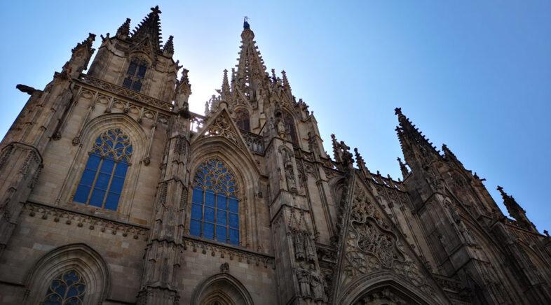 Visitare la cattedrale di Barcellona