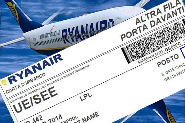 Check-in online Ryanair: Mini guida