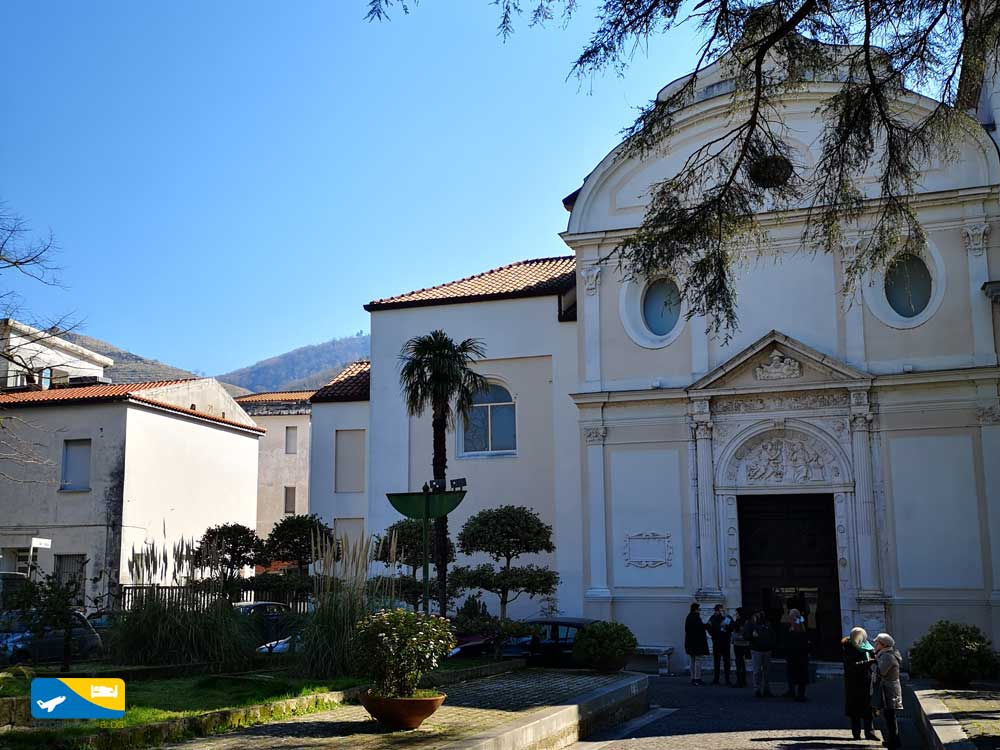 Chiesa dell'Annunziata Sant'Agata de Goti