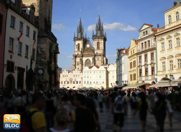 Visitare la Chiesa Santa Maria di Tyn a Praga