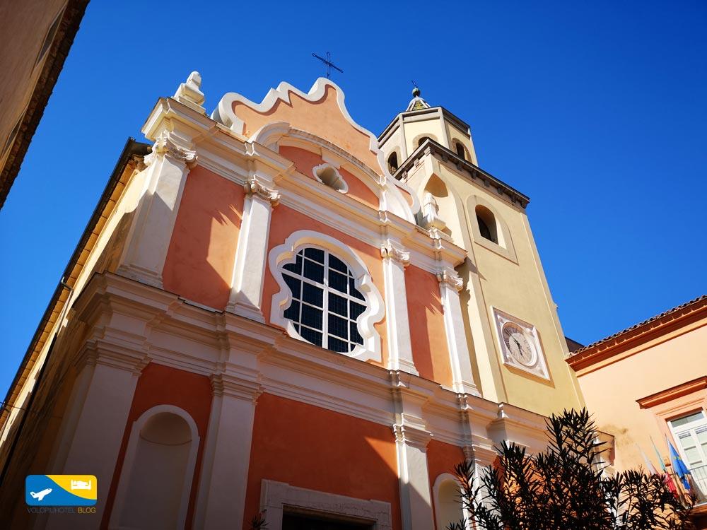 Chiesa di Sant'Angelo Manculanis Sant'Agata de'Goti