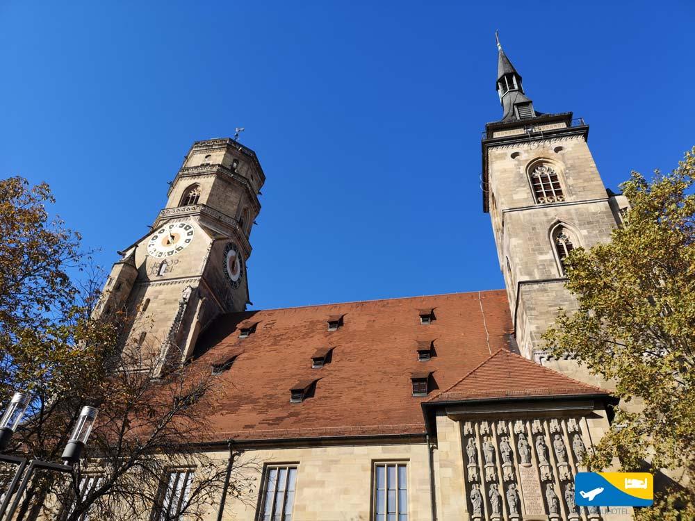 Chiesa Collegiata di Stoccarda